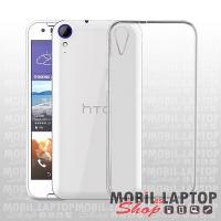 Szilikon tok HTC Desire 620 átlátszó