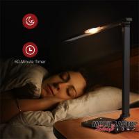 Taotronics TT-DL16 fekete alumínium LED lámpa