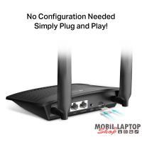 TP-Link TL-MR100 Vezeték nélküli 300Mbps 4G LTE Router