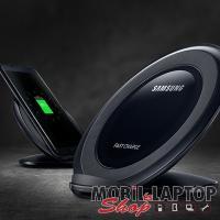 Univerzális Samsung wireless töltő korong gyorstöltés támogatással fekete ( EP-NG930BBEG )