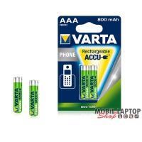VARTA AAA (HR03) 550mAh telefon akku 2db/bliszter