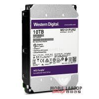 """Western Digital 3,5"""" 10000GB belső SATAIII 7200RPM 256MB PURPLE WD101PURZ winchester 3 év"""