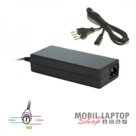 Adapter Univerzális Notebook Hálózati 19 Volt 3,16 Amper 60W, Samsung 5,0*3,0mm