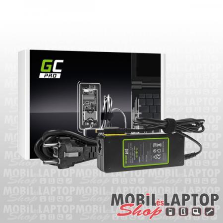 Adapter Univerzális Notebook Hálózati 20V 4,5 A 90W, Lenovo 11*7*3 Green Cell AD39AP
