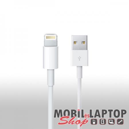 Adatkábel Apple iPhone 8pin lightning fehér JW MFi engedéllyel ( 2 méter )
