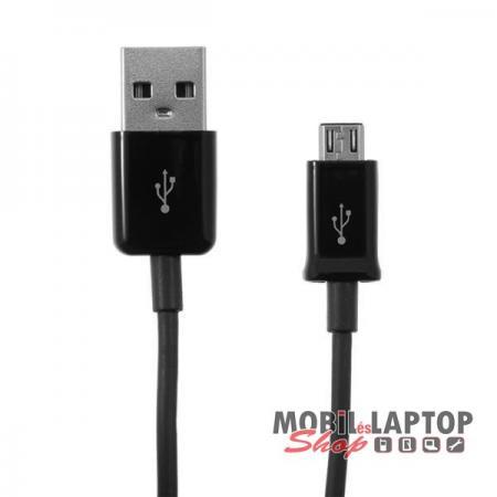 Adatkábel Samsung Micro USB fekete ( ECB-DU5ABE )