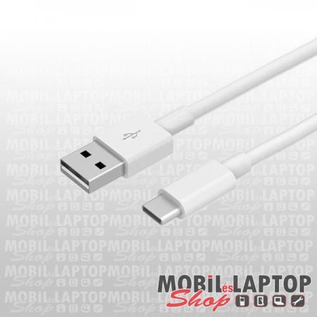 Adatkábel Samsung USB Type-C fehér 1,5m ( EP-DW700CWE )