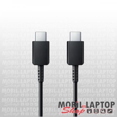 Adatkábel Samsung USB Type-C / Type-C fekete ( EP-DA705BBE )