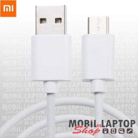 Adatkábel Xiaomi Micro USB fehér