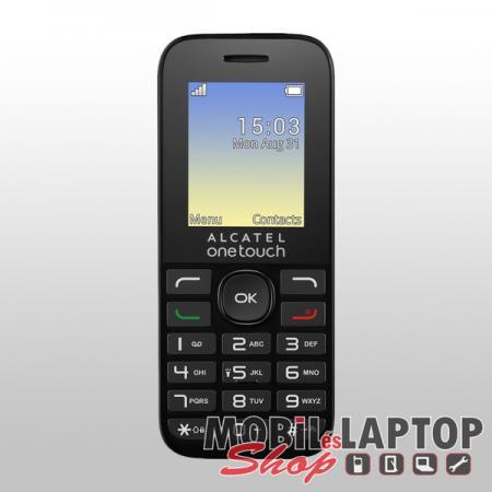 Alcatel 1016G fekete FÜGGETLEN