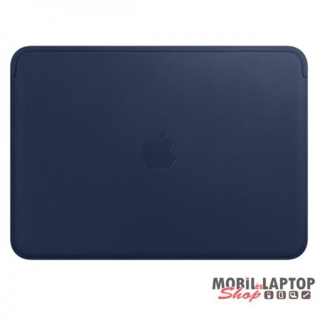 "Apple MacBook 12"" bőrtok éjkék"