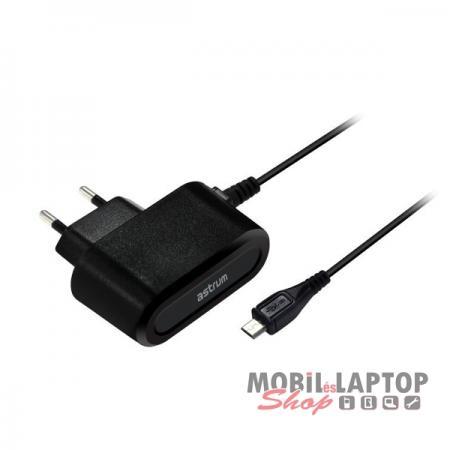 Astrum CH100 1A Micro USB hálózati töltő fekete