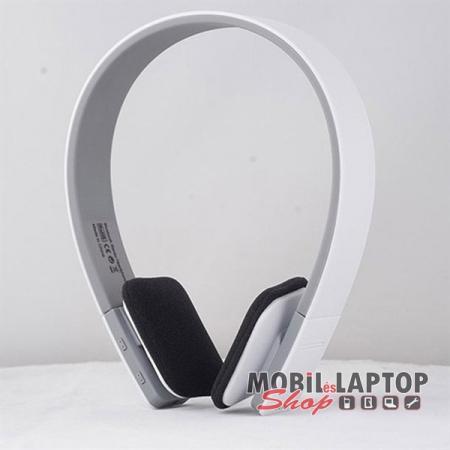 Astrum RAGA BT fehér Bluetooth sztereó fejhallgató mikrofonnal HS-240BT PRÉMIUM  KATEGÓRIA b162bea874