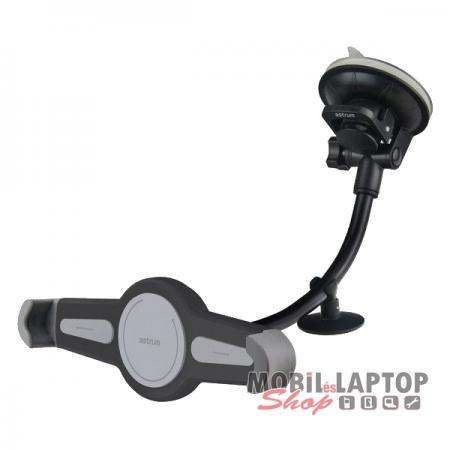 """Astrum SH630 univerzális 360 fokban forgatható autós tartó 7.0"""" - 10.5"""" -ig fekete"""