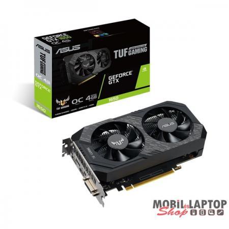 ASUS TUF-GTX1650-O4G-GAMING nVidia 4GB GDDR5 128bit PCIe videokártya