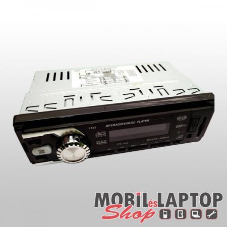 Autórádió DEH-2536 USB, FM, SD, AUX, MP3