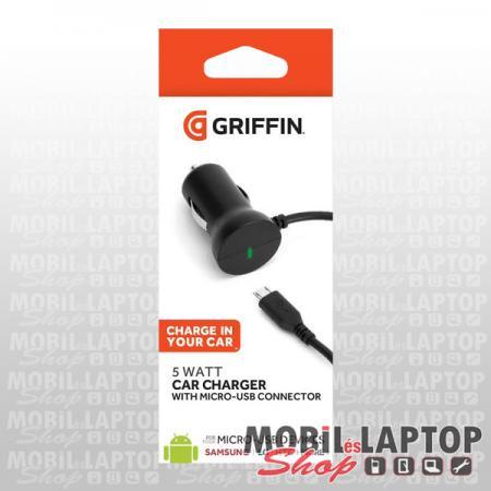 Autós töltő univerzális Micro USB 5W 1A GRIFFIN GC41379