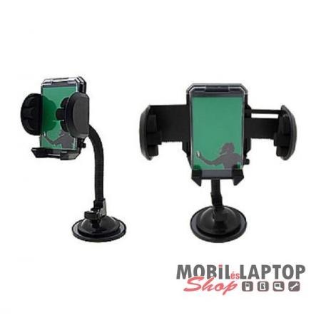 Autóstartó univerzális mobiltelefon és navigáció tartó