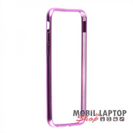 "Bumper Apple iPhone 6 / 6S ( 4,7"" ) alumínium rózsaszín round series TOTUDESIGN"