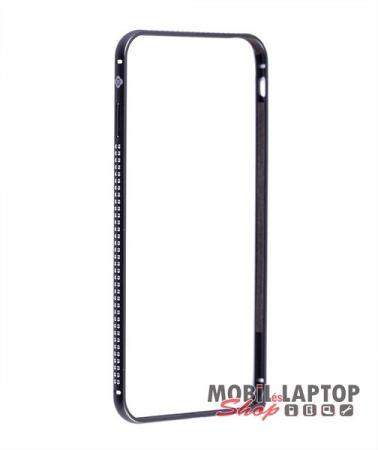 "Bumper Apple iPhone 6 / 6S ( 4,7"" ) alumínium szürke mellow series TOTUDESIGN"