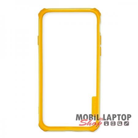 "Bumper Apple iPhone 6 / 6S ( 4,7"" ) sárga rainbow series TOTUDESIGN"