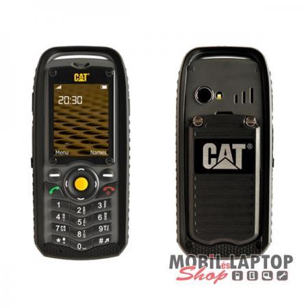 Caterpillar B25 dual sim fekete FÜGGETLEN