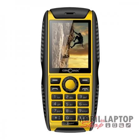 ConCorde Raptor P68 dual sim fekete-sárga FÜGGETLEN