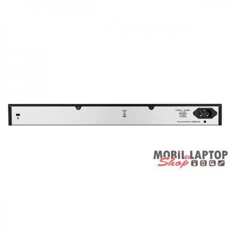 D-Link DXS-1100-16SC 14port 10GbE SFP+ 2port GbE SFP L2 smart menedzselhető switch