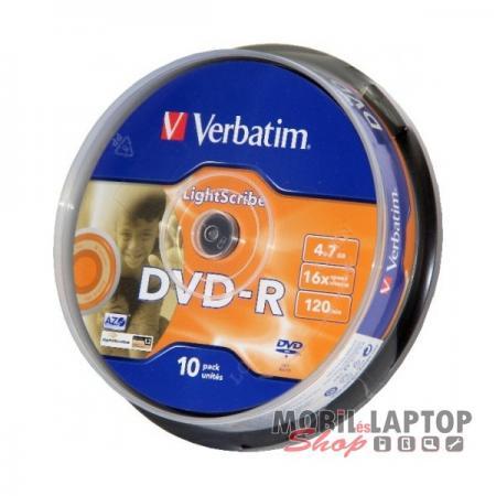DVD lemez 10db-os