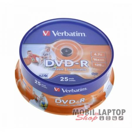 DVD lemez 25db-os