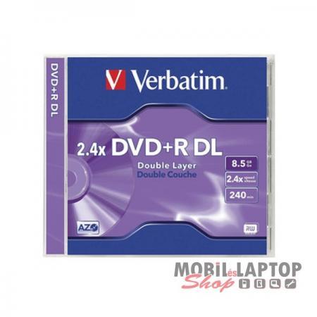 DVD lemez két rétegű 8,5Gb DVD+R
