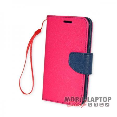 """Flippes tok Apple iPhone X. ( 5,8"""" ) rózsaszín-kék oldalra nyíló Fancy"""