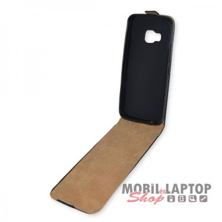 Flippes tok HTC One M9 lefelé nyíló fekete