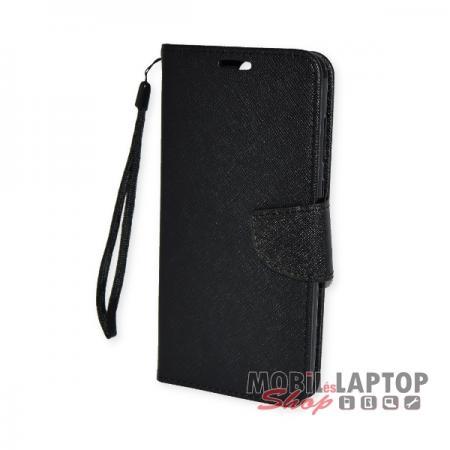 Flippes tok Huawei Mate 10 Lite fekete oldalra nyíló Fancy