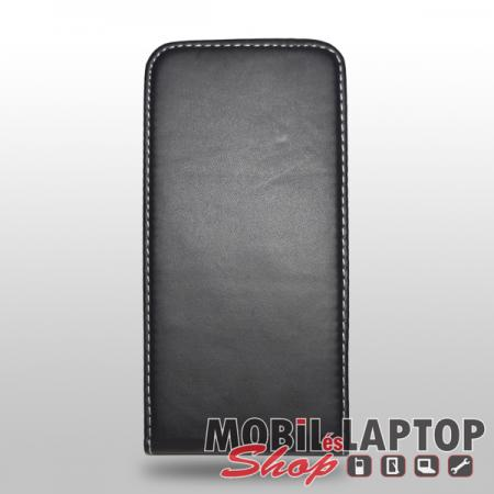 Flippes tok Huawei Mate 20 Lite fekete lefelé nyíló