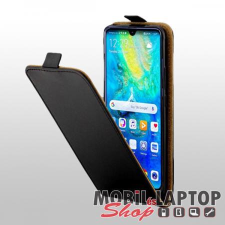 Flippes tok Huawei Mate 20 Pro fekete lefelé nyíló