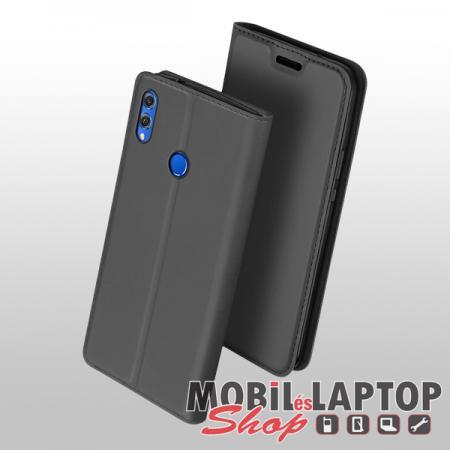 Flippes tok Huawei P Smart (2019) / Honor 10 Lite fekete oldalra nyíló
