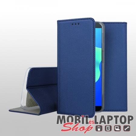 Flippes tok Huawei P Smart (2019) / Honor 10 Lite kék oldalra nyíló