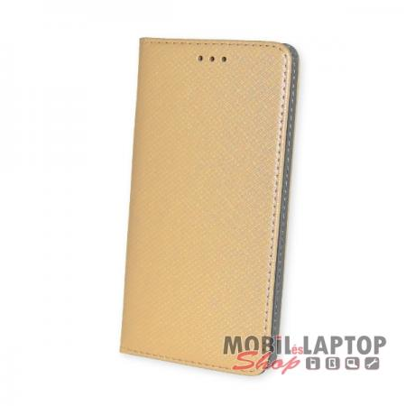 Flippes tok Huawei P10 Lite arany oldalra nyíló