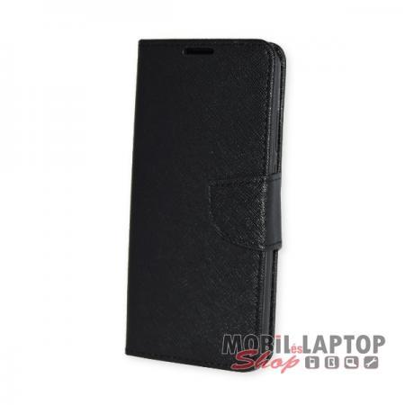 Flippes tok Huawei P20 fekete oldalra nyíló Fancy