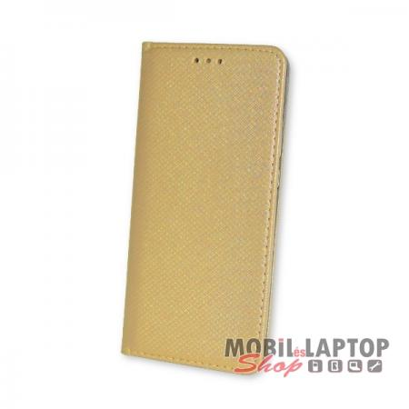 Flippes tok Huawei P20 Lite arany oldalra nyíló