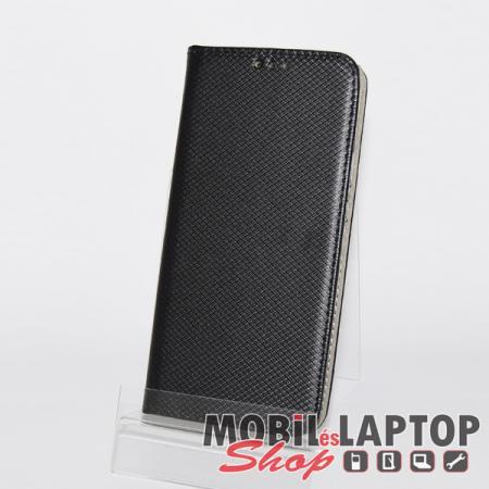Flippes tok Huawei P20 Lite fekete oldalra nyíló