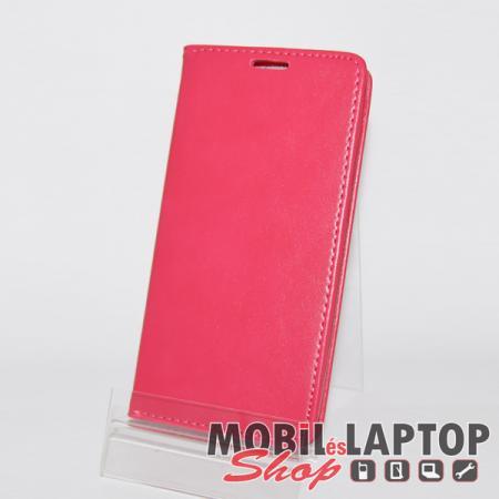Flippes tok Huawei P20 Lite rózsaszín oldalra nyíló