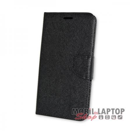 Flippes tok Huawei P20 Pro fekete oldalra nyíló Fancy