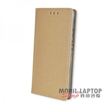 Flippes tok Huawei P9 Lite arany oldalra nyíló