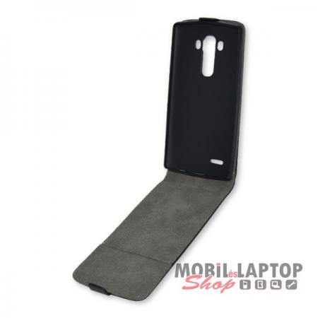 Flippes tok LG H815 G4 fekete lefelé nyíló