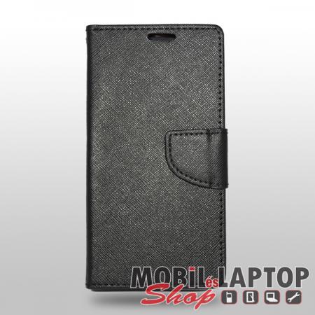 Flippes tok LG K11 / K10 (2018) fekete oldalra nyíló Fancy