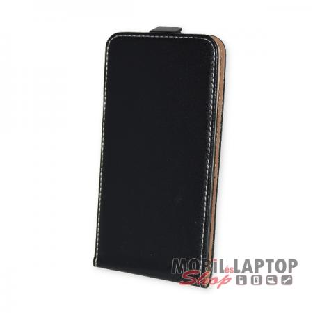 Flippes tok LG X400 K10 (2017) fekete lefelé nyíló