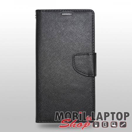 Flippes tok Nokia 7 Plus fekete oldalra nyíló Fancy
