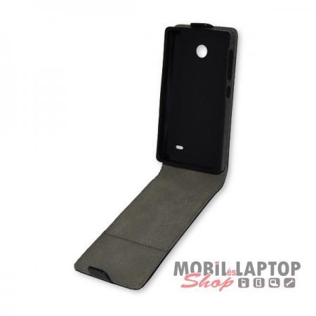 Flippes tok Nokia Rm-980 / Rm-1053 Nokia X / X+ fekete